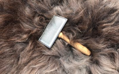 Caring for your sheepskin