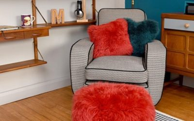 How to add the latest colour trends into your home