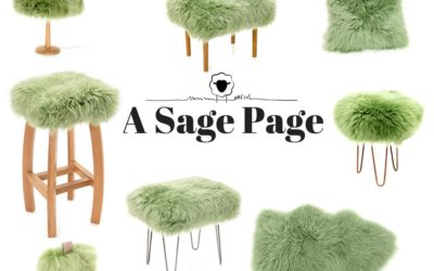 How to introduce the Sage trend into your home