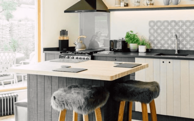 The perfect perch for your kitchen